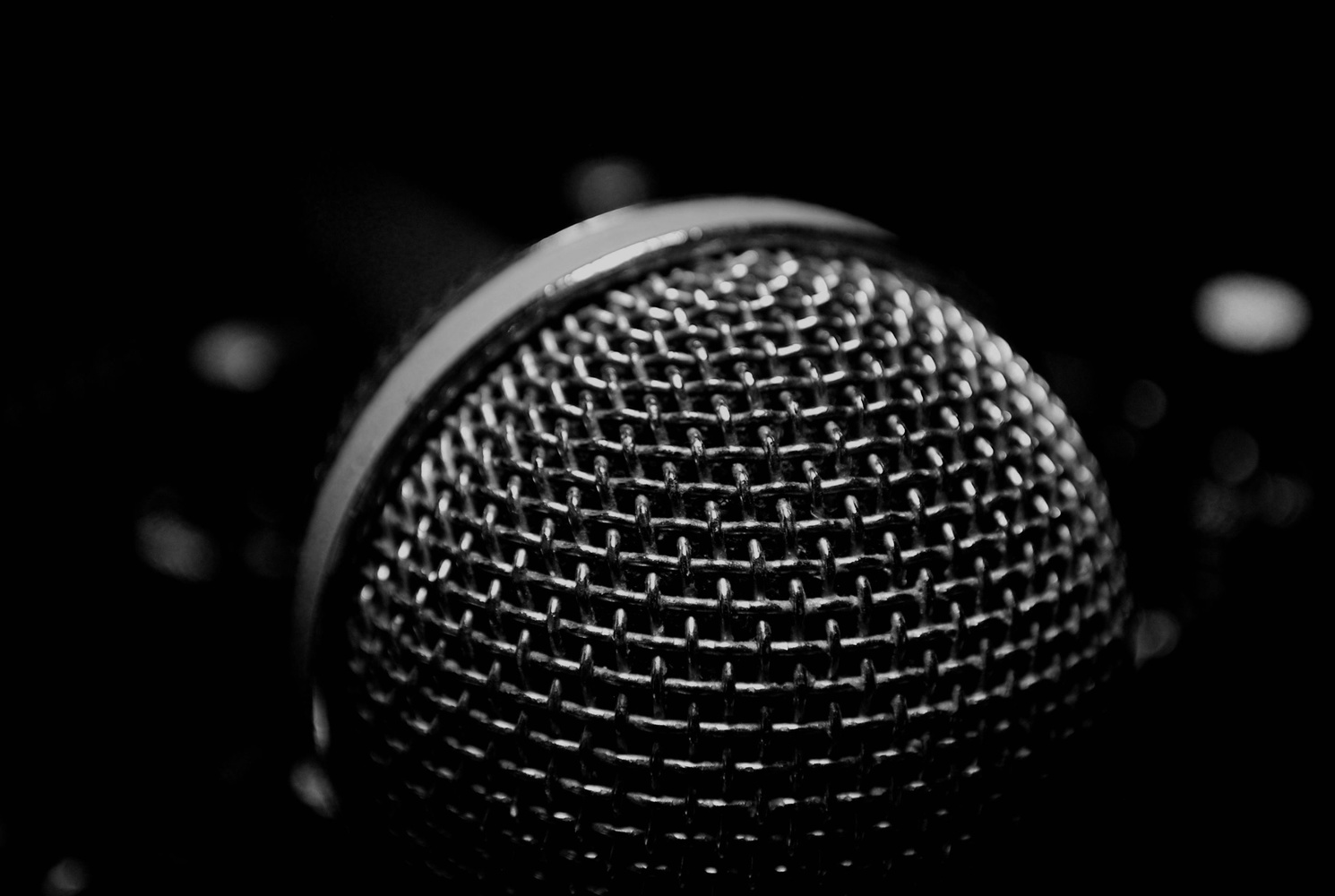 The Mic by Kenny Simpson