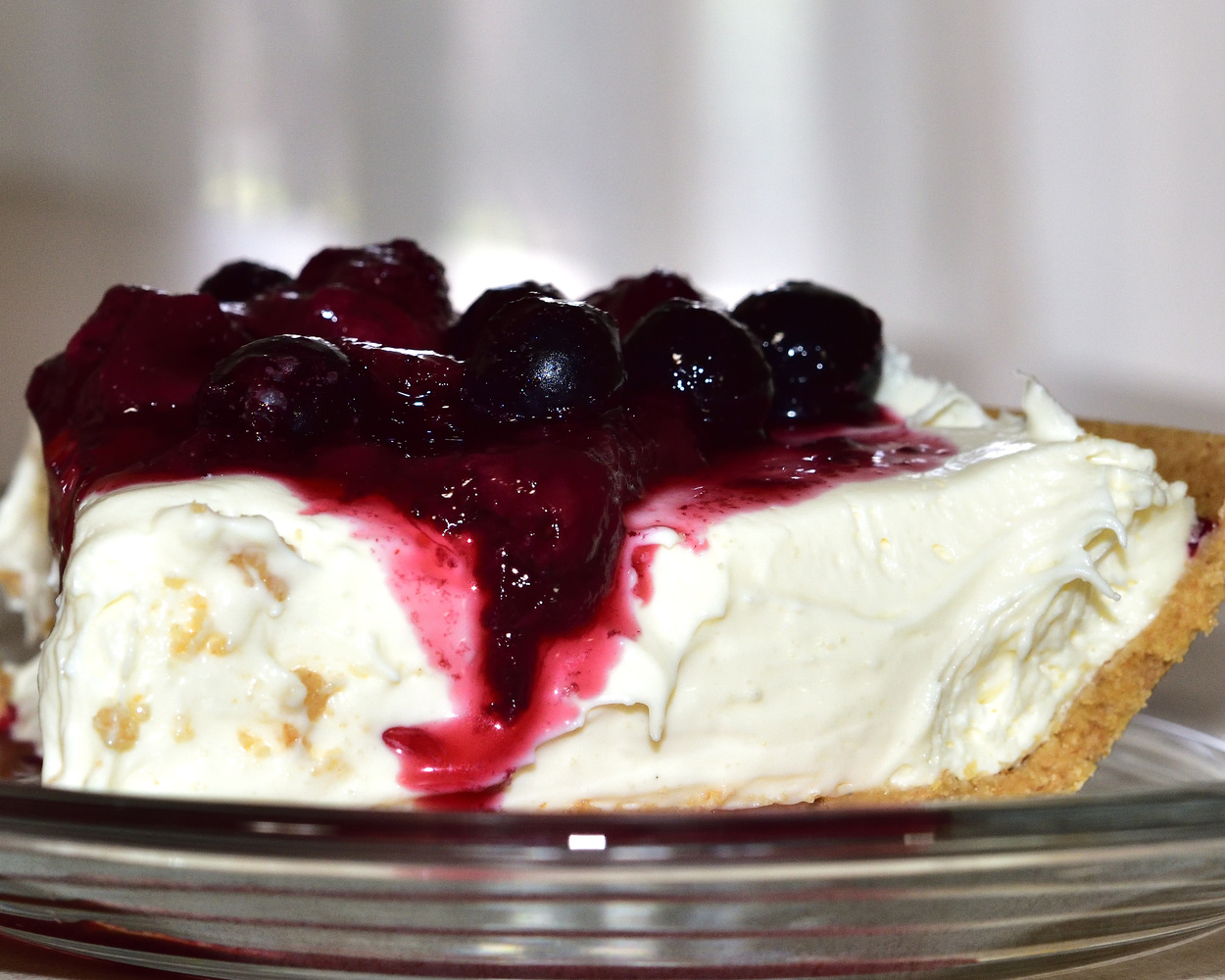 Cheese cake by Kenny Simpson