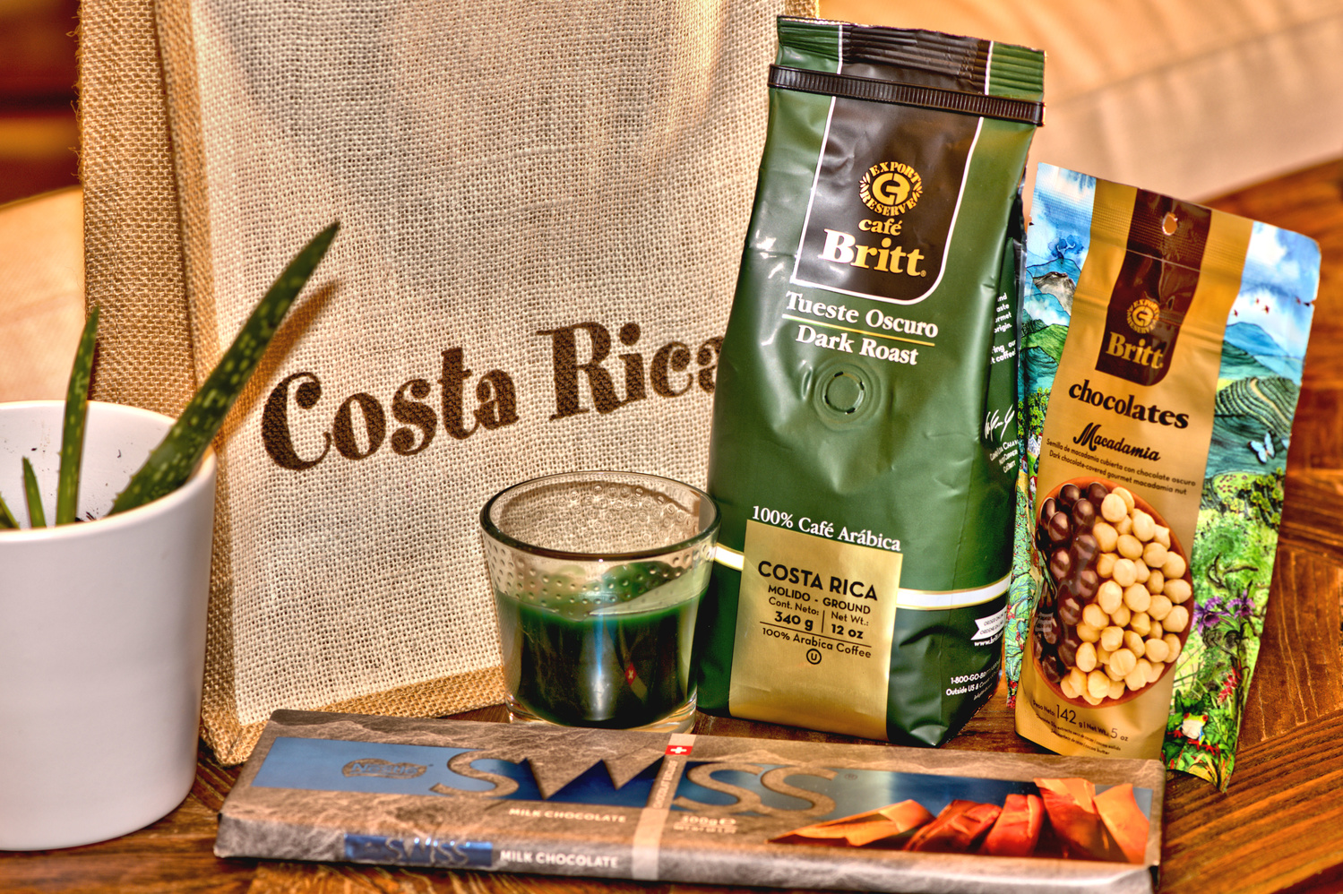 Costa Rican coffee by Kenny Simpson