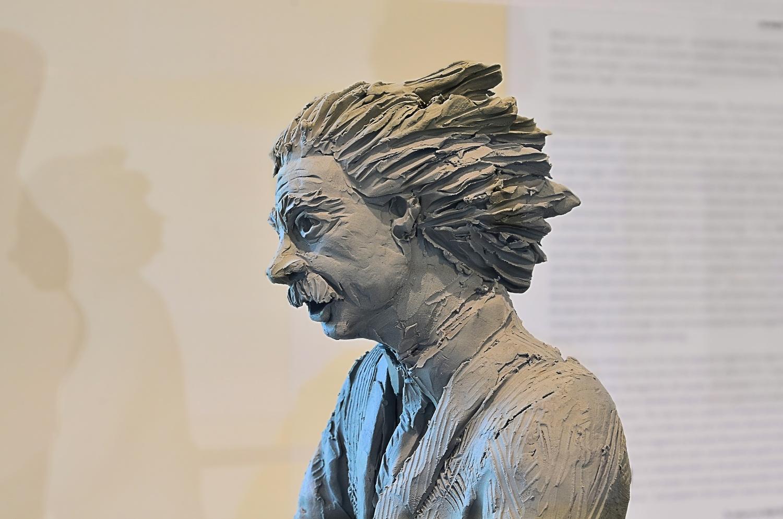 Albert Einstein by Kenny Simpson