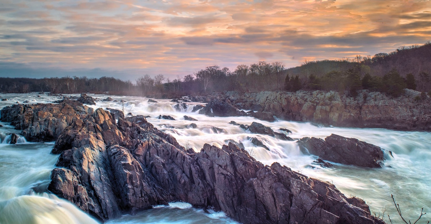 Sunrise on the Patomic by Tiffany Robb