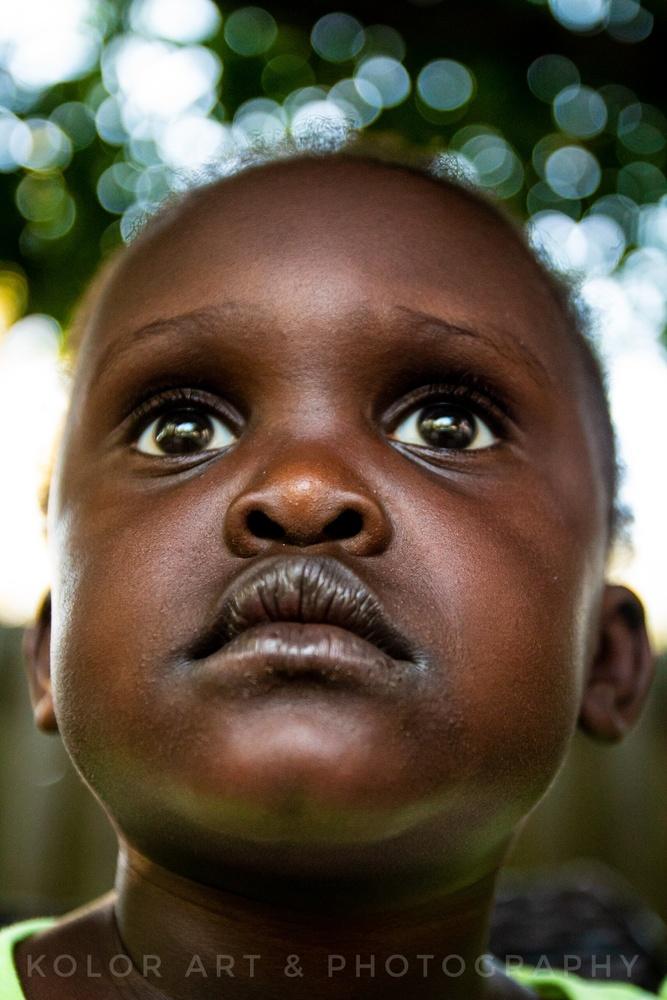 A Thinking Child by Akela White