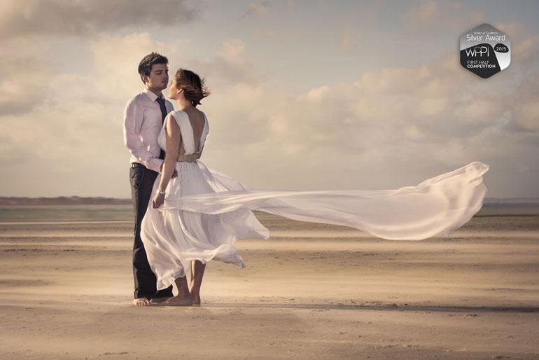 Beach Pre Wedding in Sussex by Jay Hoque
