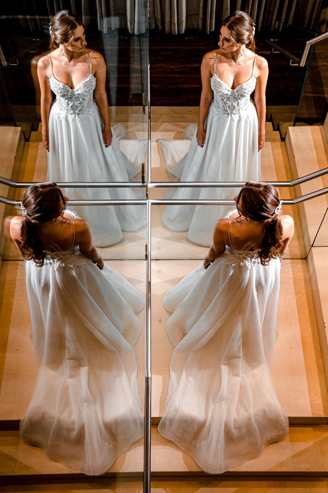 Bride Portrait by Diego Dahmer