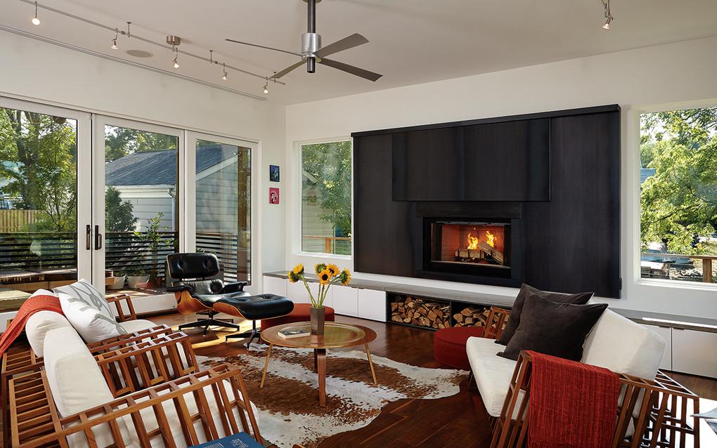 House in Arlington VA by Barry Harley