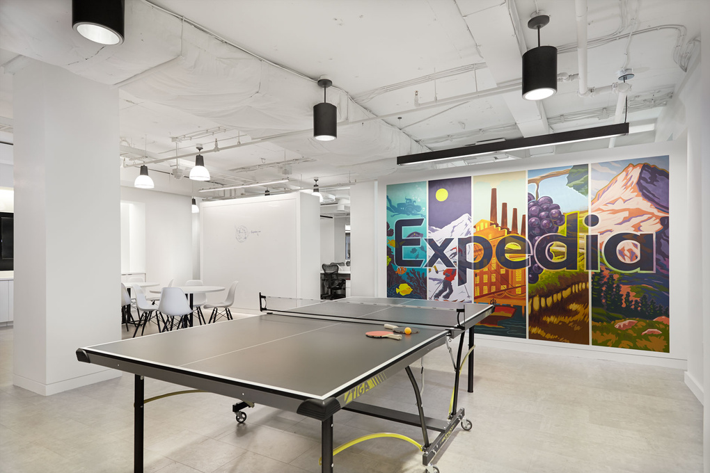 Expedia Office DC by Barry Harley