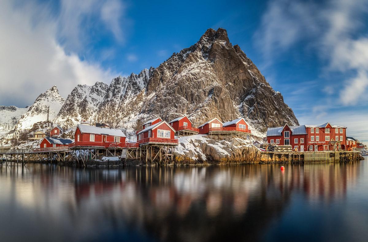 Robuer village by Adrian Szatewicz