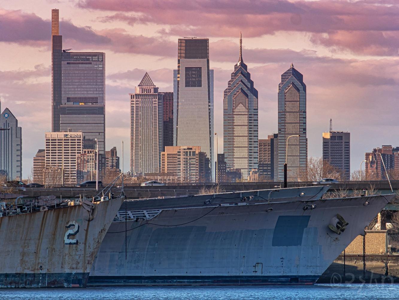 Philadelphia Navy yard by Ryan Hoch