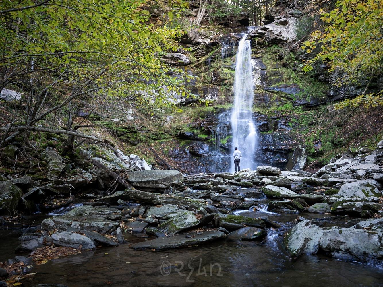Peekskill Falls, NY by Ryan Hoch