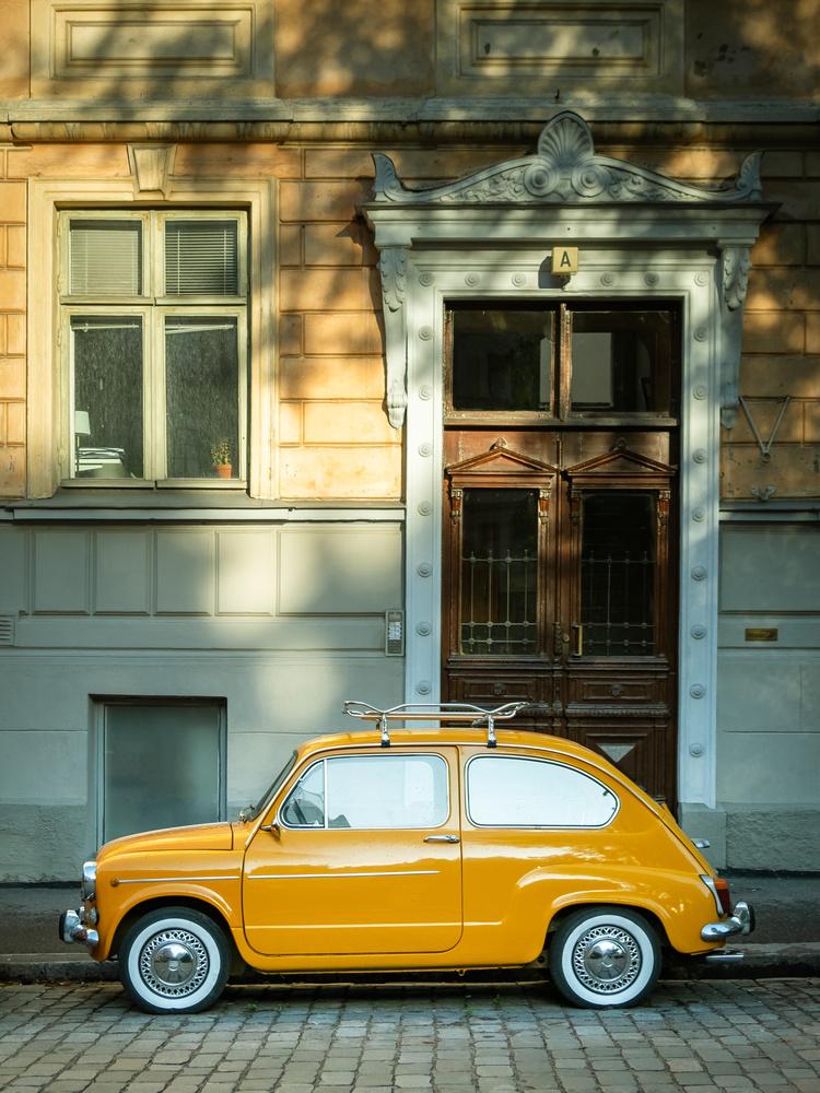 Little Miss Sunshine by Joosep Laht