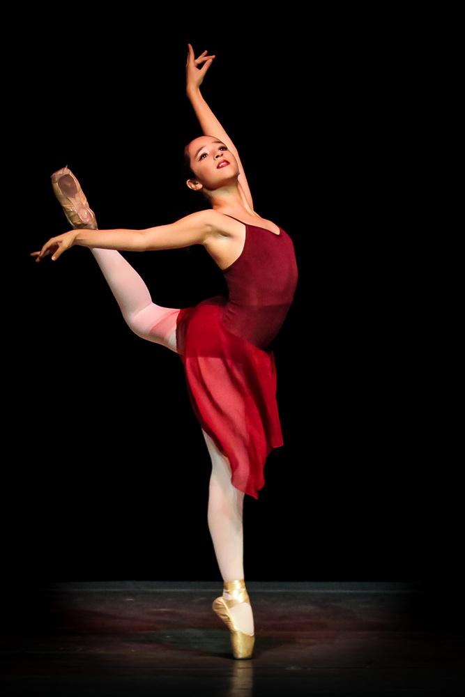 Ballerina by Mario Perez