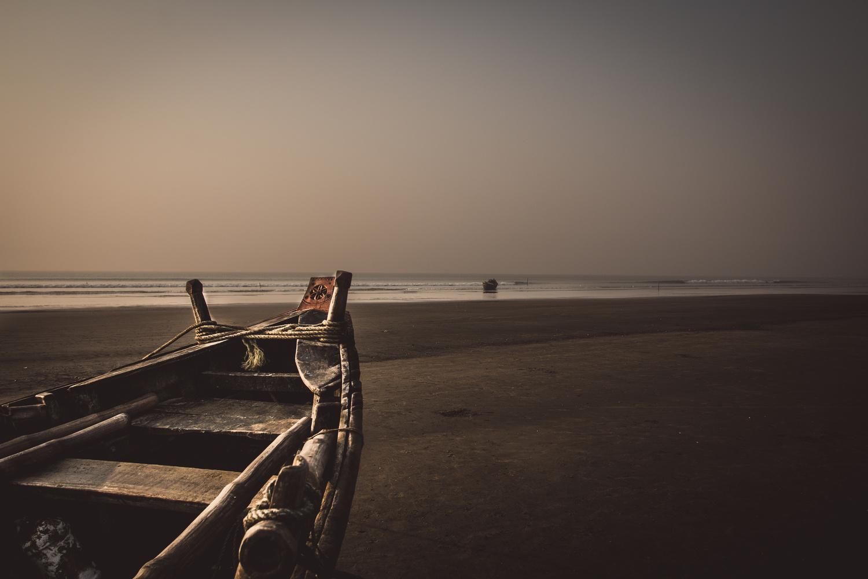 The waiting by Avishek Ghosh