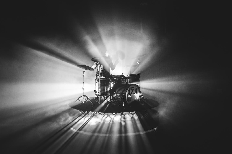 Drummer by Michael Kokott