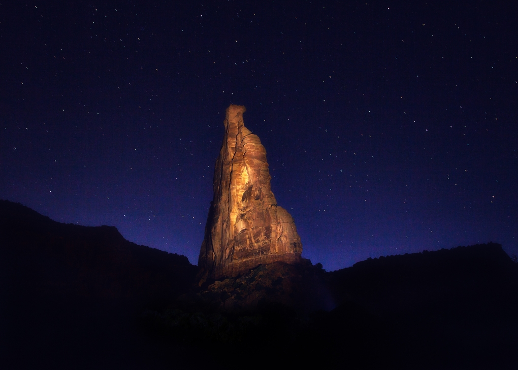 Monumental Starglow by donna fullerton