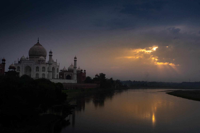 Taj Mahal by Prakhar Shukla