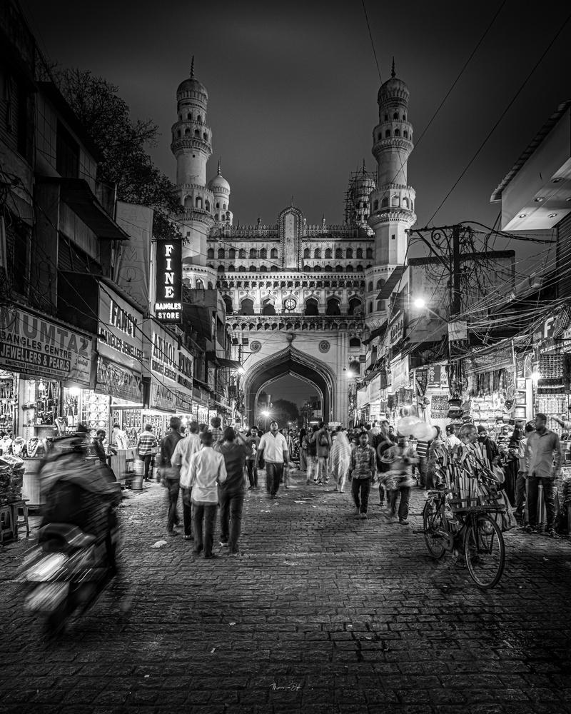 One night in Hyderabad by Marius van Dyk