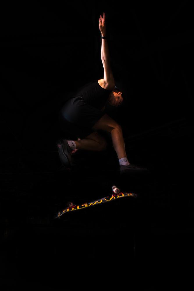 Skater boy by Peder Kongshaug