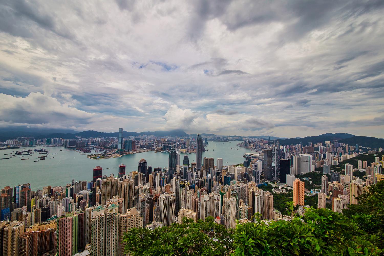 Hong Kong by Jim C
