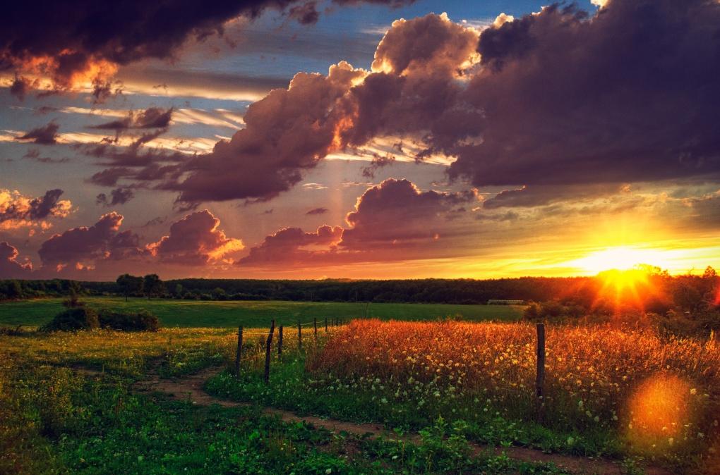 Country light by Klefer Vinz