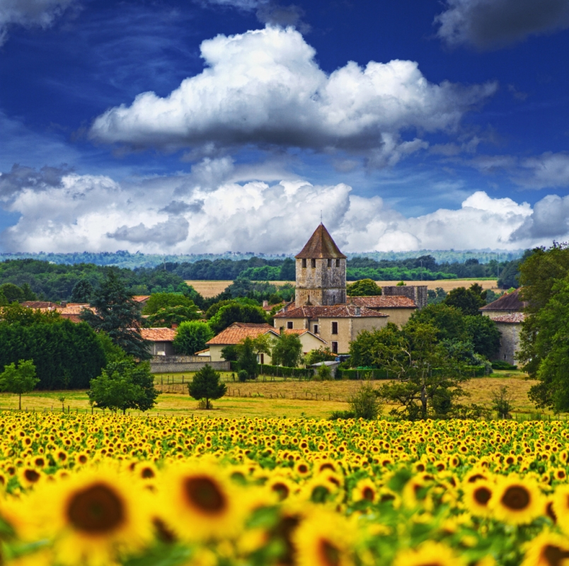 French village by Klefer Vinz