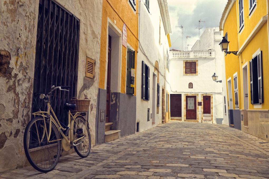 Ciutadella bike by Klefer Vinz