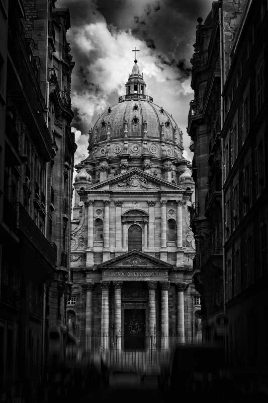 Roma in Paris by Klefer Vinz