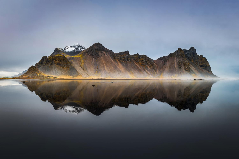 Mountain Mirror by Jakob Alecu de Flers