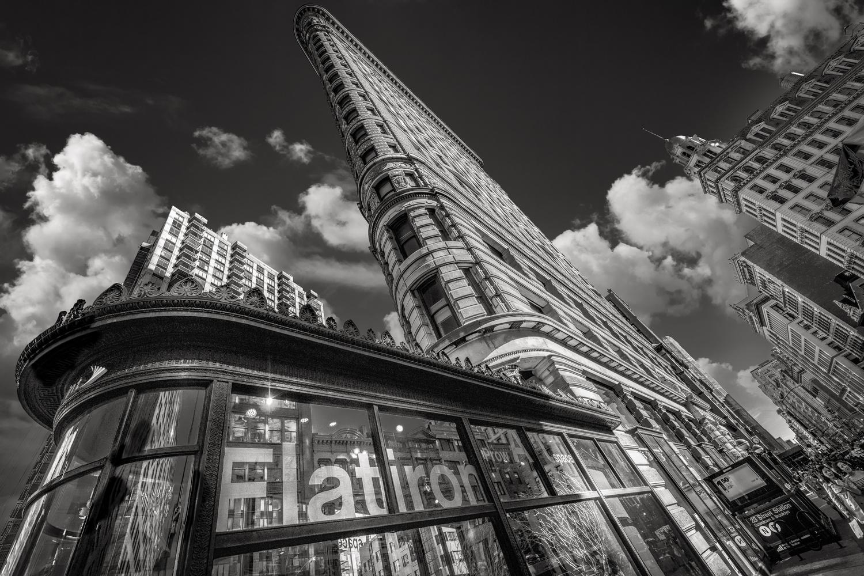 Flatiron by Alex Hill