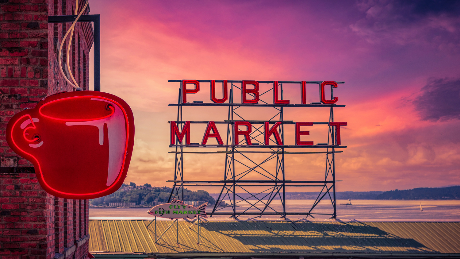 Public Market by Alex Hill