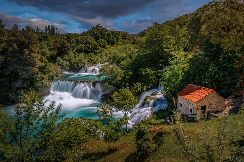 Krka National Park by Alex Hill