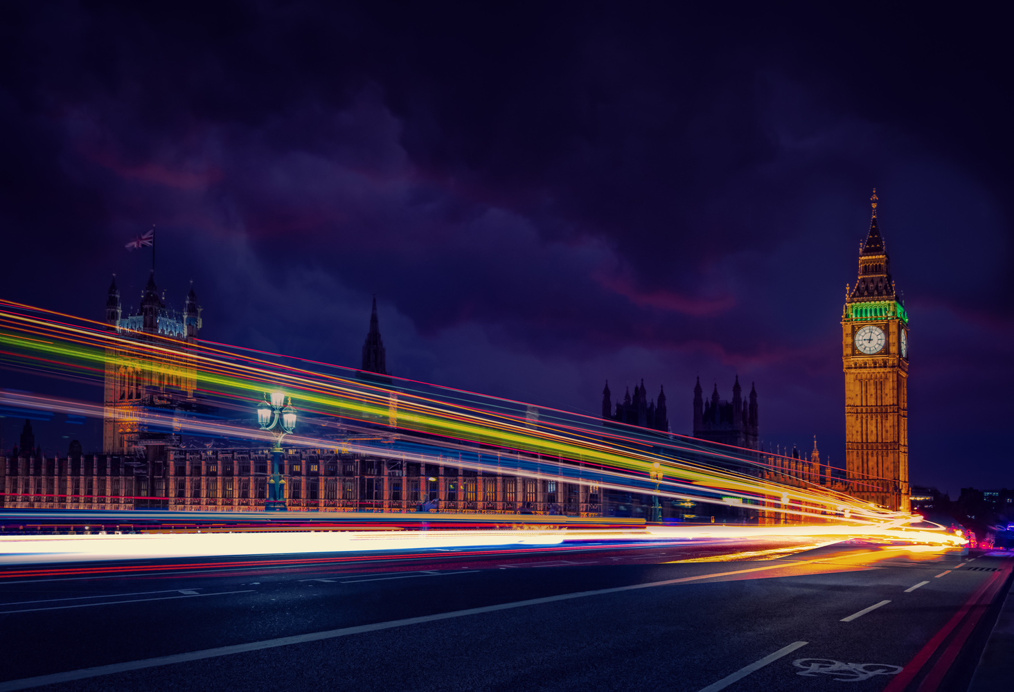 Fast Lane by Alex Hill