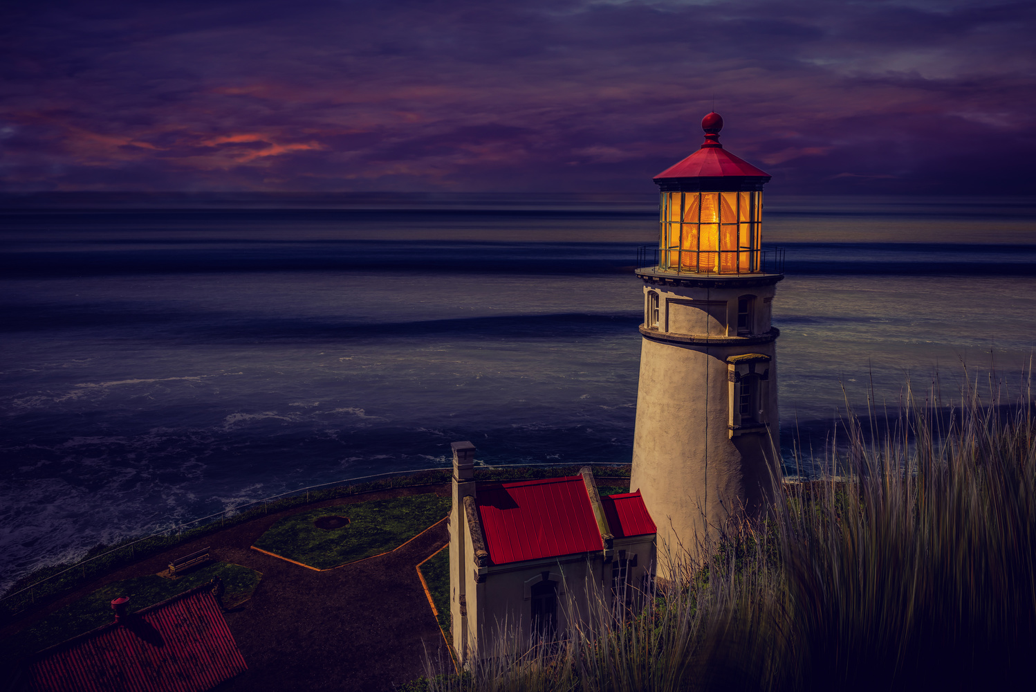 Beacon of Light by Alex Hill