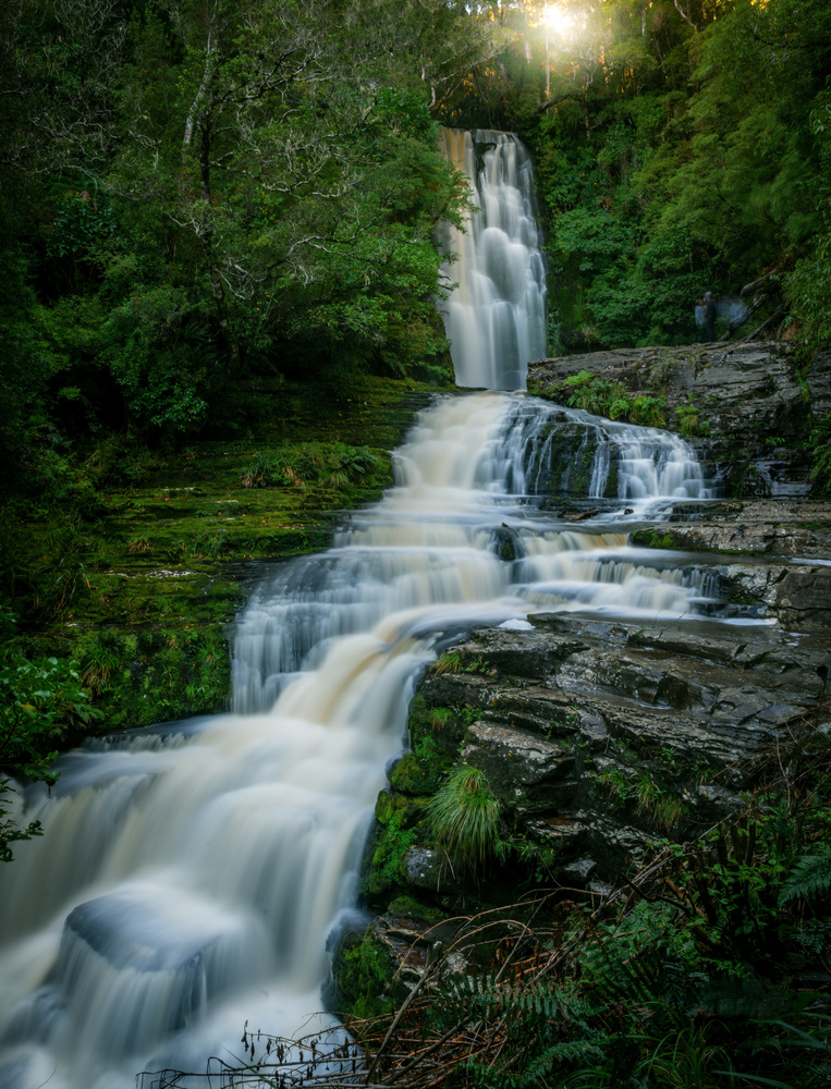 McLean Falls by Alex Hill