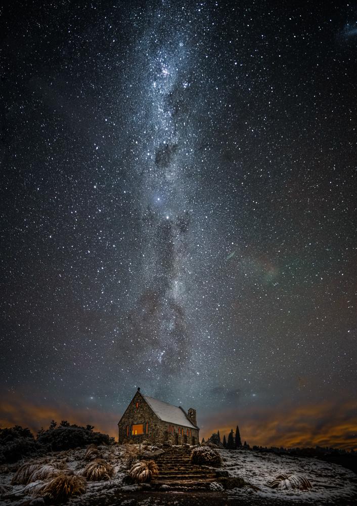 Good Shepherd Stars by Alex Hill