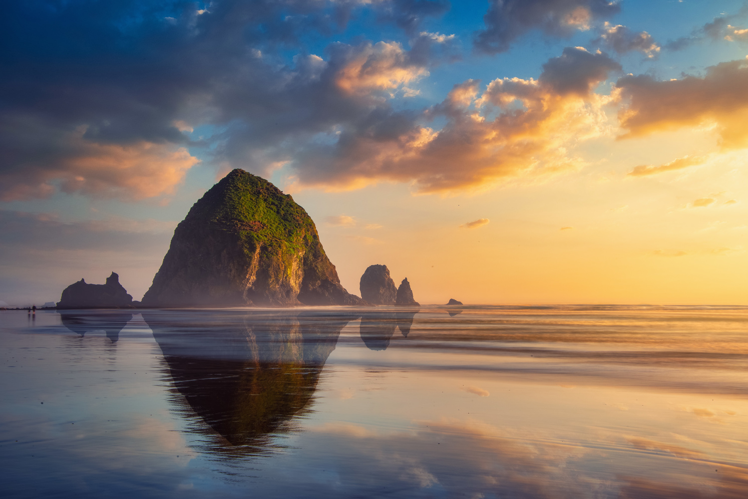 Sunset Reflections by Alex Hill
