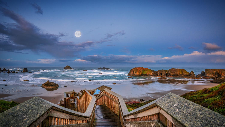 Moon Landing by Alex Hill