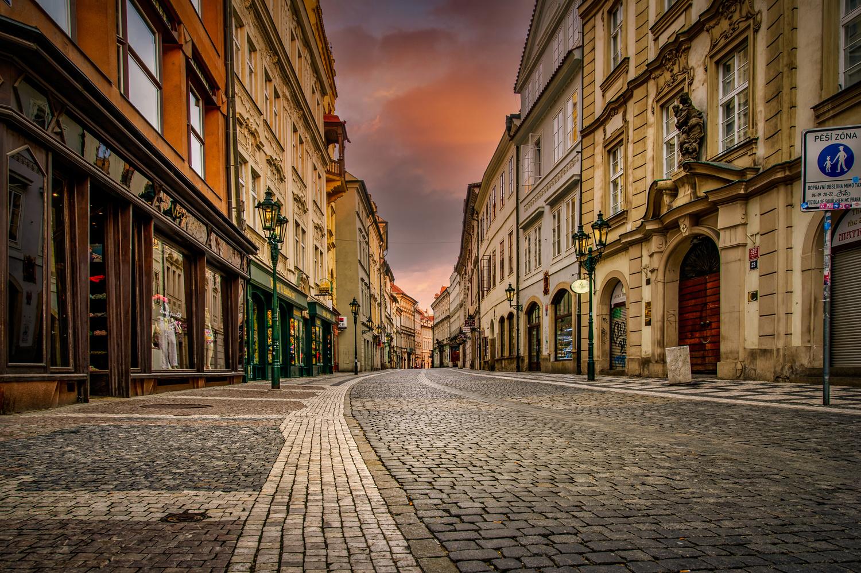 Cobblestones by Alex Hill
