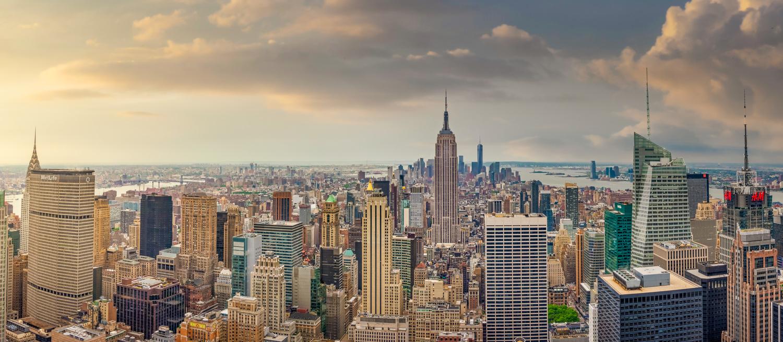 Daybreak NYC by Alex Hill