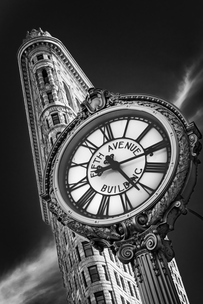 New York Minute by Alex Hill