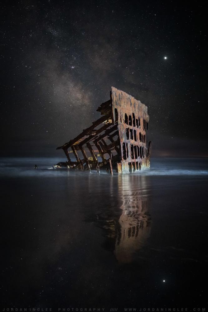 The Ghost of Iredale by Jordan Inglee