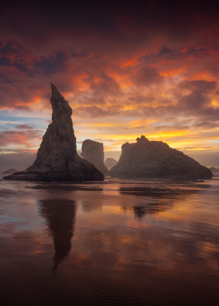 The Bandon Burner by Jordan Inglee