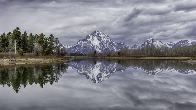 Mountain Mirror by Melanie LeDuc