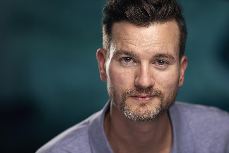 Actor Headshot - Daniel Williamson by Alexander May