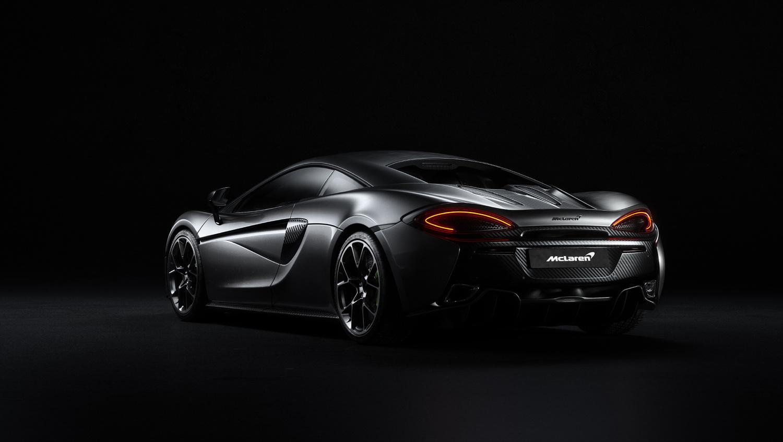 McLaren Back by Nazar Andriychuk
