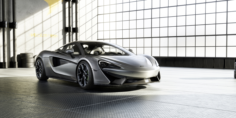McLaren 570s by Nazar Andriychuk