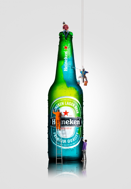 Heineken by Nazar Andriychuk
