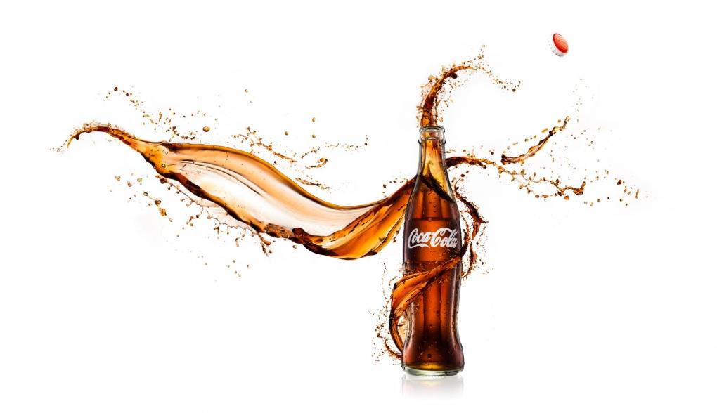 Coca Cola by Nazar Andriychuk