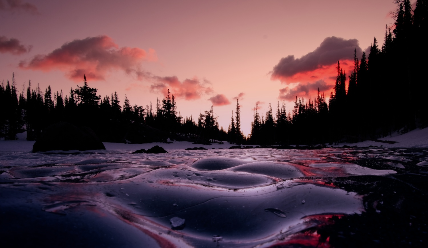 Waves of Ice by Will Hoyer