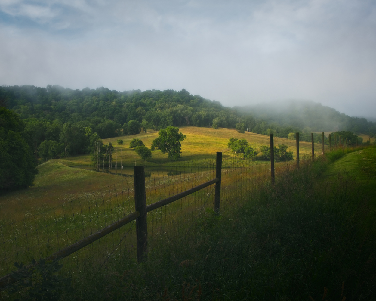 Buffalo Ridge Ranch by Will Hoyer