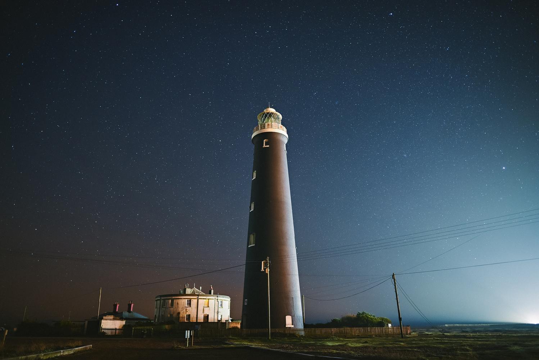 Dungeness Lighthouse by Josh Jordan
